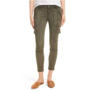 Joie Skinny Ankle Cargo Pants